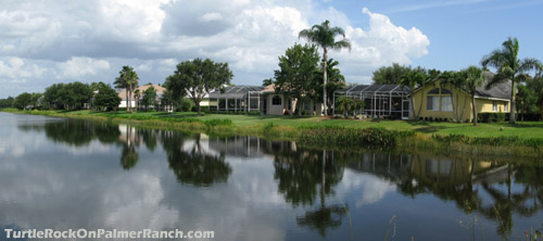 This can be your new lifestyle. Make your new home in the beautiful Turtle Rock community on Sarasota's Palmer Ranch.